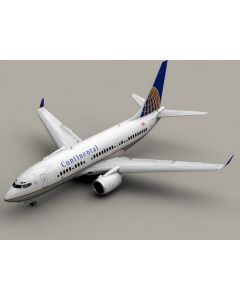 Boeing 737 700 Continental