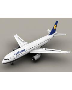 Airbus A300 Lufthansa